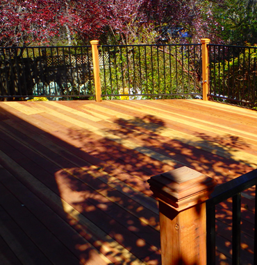 Deck Refinishing small