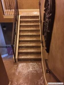 Springs Painting Co - Stairs Refinish 01