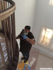 Springs-Painting-Co-Stairs-Refinish-24