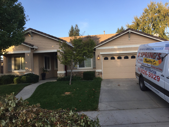 Springs Painting Co - exterior home house painting